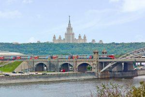 Билеты на поезд Адлер - Москва